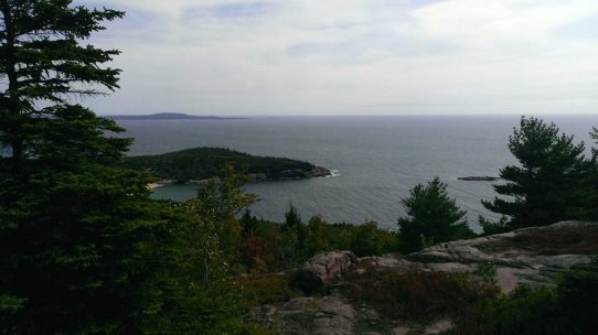 Acadia Gorham Mountain