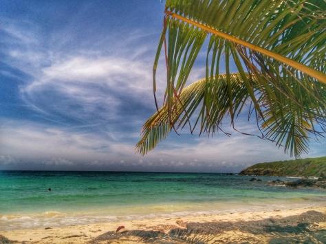 Secret Beach - PR