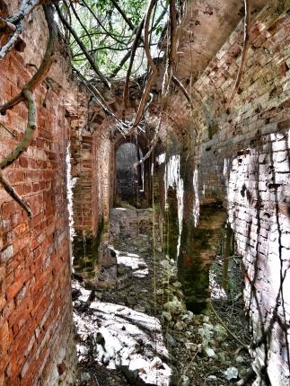 Sugar Mill Ruins - PR